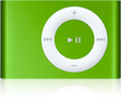 this is mine, but i know a lot of you have ipods, mp3s, and more awesome stuff.  i have a green one.  tell me what color yours is!