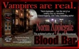 Vampires don't exist...yet, on the brownstone back alley side streets of New York, a vampire dies. Desperate, his lover turns to Kim Bennett, author Norm Applegate's quintessential heroine whose passion for S&M led to celebrity status as a hell-and-back murder mystery sleuth who's been there, done that, and then some. This time, Kim finds herself caught between a secret vampire society's attempts to locate The Black Testament (a sacred document written by Jack the Ripper), the modern-day vampire hunters bent on their destruction, and a white knuckled journey of self-discovery that catapults her into the bowels of hell and the arms of the ultimate vampire.......courtesy of The Haven, New York's ultimate BLOOD BAR.   Blood Bar on Amazon.com  www.normanapplegate.com