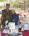 March 21, 2009 Ft.McCoy Veterans Home Fund Raiser Picnic. Great people, great food, great music, great sales!  Ocala Florida