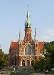 St. Joseph's church in Podgórze (part of Kraków)  Kościół św. Józefa przy Rynku Podgórskim