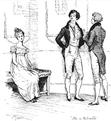 Elizabeth Bennet She is tolerable