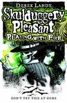 Australia Cover for Skulduggery Pleasant book 2.