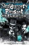 Australian Cover for Skulduggery Pleasant book 3.