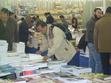 Booth (kedai) Maktabah Madbuli, antara penerbit yang punya booth yang luas, kalau dilihat susunan bukunya mencecah ke syiling.