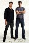 "Beaumont ""Ty"" Tyler Grady Ty and Zane"