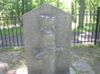 This monument honors the spot where Benedict Arnold, the hero of Saratoga, was injured in the leg.  Like other monuments to Arnold, all record of his name have been left out due to his traitorous activities later in the RevWar