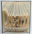 Art Made out of BOOKS!!! Isn't it amazing?