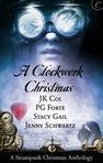Cover for A Clockwork Christmas
