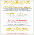 Coupon to use at MaeIDesign