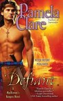 This is the official bookcover for DEFIANT