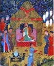 Genghis Khan Genghis Khan's enthronement in 1206