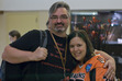 Balticon 46 (2012) on the last day, I love this picture of Paul and I