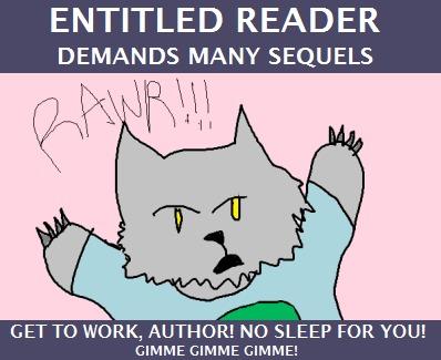 Entitled Reader
