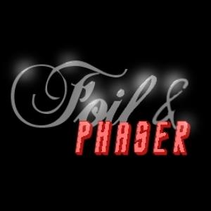 Foil and Phaser logo thumbnail