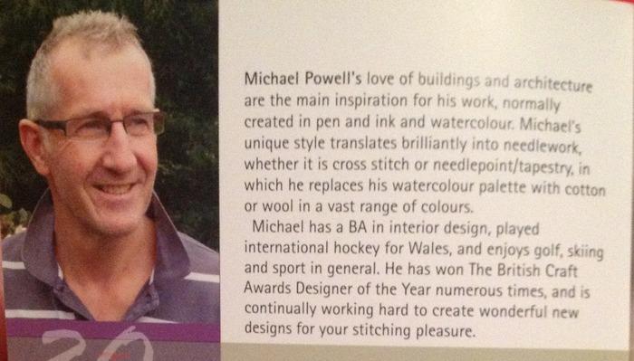 michael powell profile