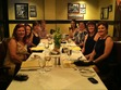 Our amazing editors Victoria and Kathryn took us out to dinner at the Ritz-Carlton before the Harlequin Ball at RWA 2013