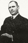 Image of Joseph DiCarlo's father, Giuseppe, who is the earliest known Mafia boss of Buffalo, New York. (Copyright expired.)