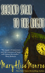 I love this new cover for Second Star to the Right.  At last the book has the cover it deserves.  This contemporary has magical realism in it I hope you all enjoy!