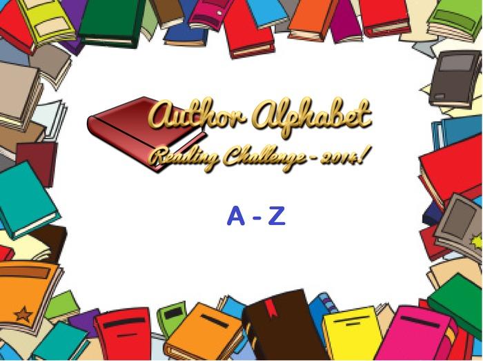 Author Alphabet <br />Reading Challenge 2014