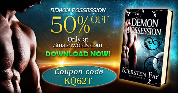 Kiersten fay author of demon possession kiersten fay get demon possession half off fandeluxe Image collections