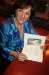 <u>Author:</u>  This is <b>Sally Bedell Smith</b> - who discussed her book <b>Elizabeth the Queen: The Life of a Modern Monarch</b> with The History Book Club.