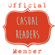 Are you an official member of Casual Readers?