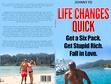 A new book about Success and Motivation.  www.LifeChangesQuick.com