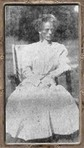 Dorothea Williamson, as she looked upon being rescued from Starvation Heights. Looks like in the knick of time!