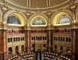 Reading room, Library of Congress, Washington DC