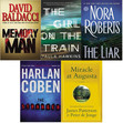 1) Memory Man by David Baldacci