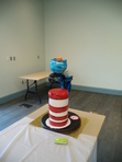 This was the Cat in The Hat entry by Derek Corsino.