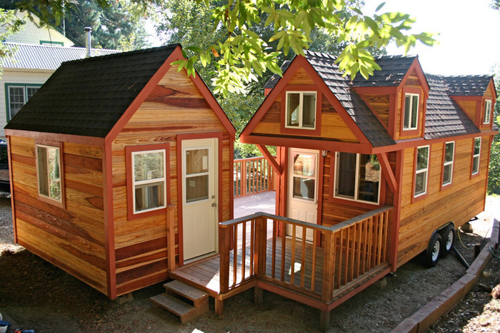 Tiny House Living Ideas for Building Living Well in Less than