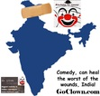 """Go Clown You are invited to the Comedy Fest as India's Biggest Comedy in Literature is here. Creating a Buzz in the Social Media & in the Indian Comedy Books World!  With over 1800,000 Views for the Official Trailer on Facebook & YouTube combined, besides 400,000 other Social Media engagements, the #AccheDin for Comedy """"Go Clown"""" is finally here!  India's First Novel with Facebook posts and Chat conversations in the Story!! Stay tuned for your gift with the book which is said to be more than 2000 years old!  https://Facebook.com/GoClownComedyBook https://Youtube.com/c/GoClown https://Google.com/+GoClown https://www.GoClown.com https://Twitter.com/GoClown_Book   """"Some like Gold ship,   Some like Silver ship.   Your Father might like his own ship,  Anyhow, he won't give me any ownership. Screw this Friendship! But, oh my Pretty Girl,  Let's board my Love ship!"""" -The Clown"""