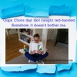 Chores, shmores. We all need balance -- and book breaks. How do you sneak in a read during a busy day?