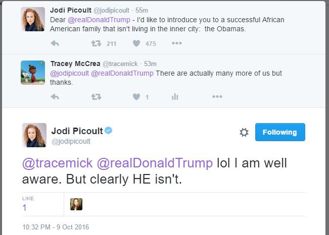 Jodi Picoult Twitter