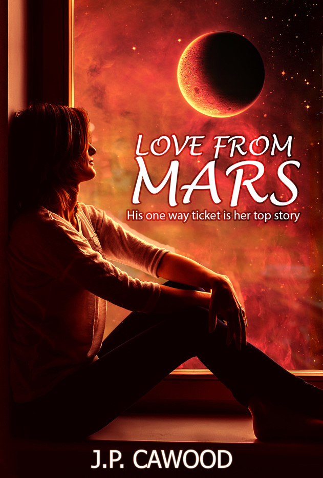 The cover of my first book, Love from Mars. Nominate the book for publication on Kindle Scout! https://kindlescout.amazon.com/p/2DLGM5F7LJ8H0