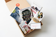 """The debut Literary YA Fiction box curated by Beth Revis, featuring """"A World Without You""""!"""