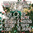 Come join in the fun with our Instagram Photo Challenge with hashtag #indiebookconnectchallenge