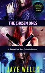 Win a signed copy of THE CHOSEN ONES in the Cursed Moon giveaway!