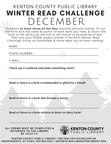 Download the form for the December Winter Read missions!!