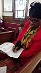Greater St. James Missionary Baptist Church Rev. James E. Smith welcomes you to the Greater St. James Missionary Baptist Church in Bennettsville ...Lord thanks for Honorable Rev. James & Lady T.Smith thanks for having us at your beautiful church! 2nd book signing