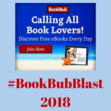 Our challenge will be to clear our virtual bookshelves of all the ebooks we've collected from BookBub sales. We've also added Edelweiss and Netgalley review copies.