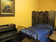 Proust's famous 'cork-lined bedroom', where he wrote most of ISOLT, as preserved in the Museé de Carnavalet in Paris.