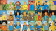 I don't know who created this, but it's fantastic. All 24 Tintin appearances - from the Land of the Soviets to Alph-Art...