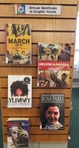 Check out these titles featuring fictional and non-fictional African American characters!