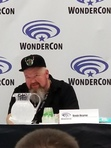 Author of Hounded, a previous CK selection, @ Wondercon 2018.