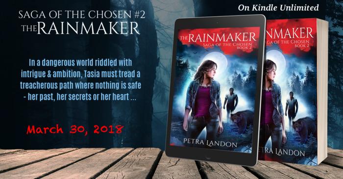 The Rainmaker (Saga of the Chosen, #2) by Petra Landon