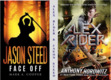 The Alex Rider & Jason Steed readers group.