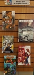 Check out what's new in YA and Adult Graphic Novels!
