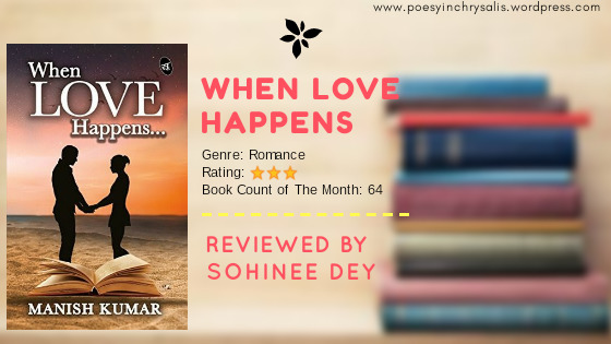when love happens by manish kumar